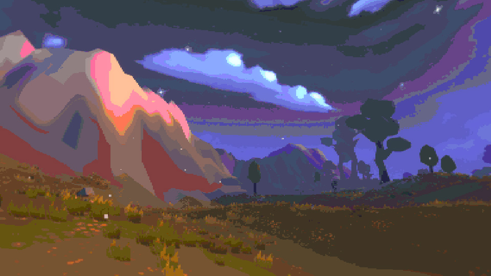 Games Devlog by Chris - Low Poly Environment #3